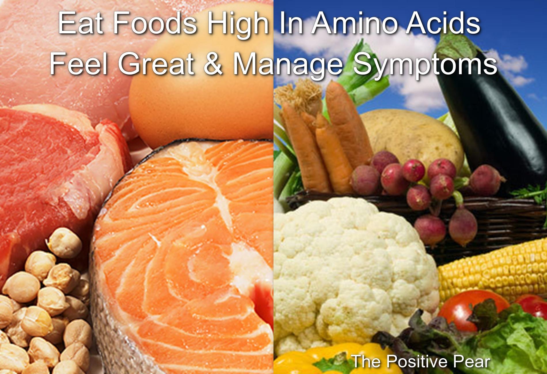 Food amino acids